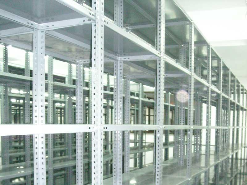 Çelik Arşiv Rafları