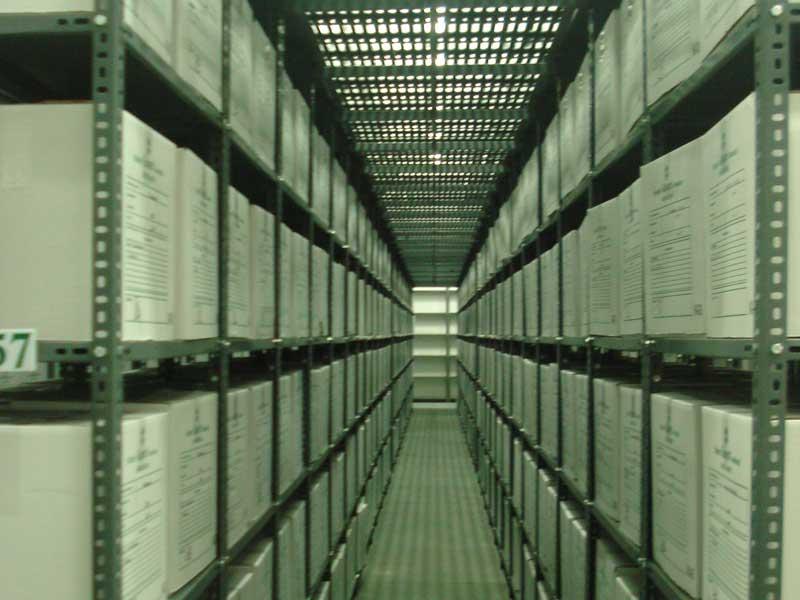 Çelik Arşiv Rafları Fiyatları