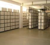 Çelik Arşiv Rafları İstifleme