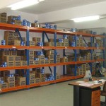 Tablalı Rack Rafları ve Sistemleri